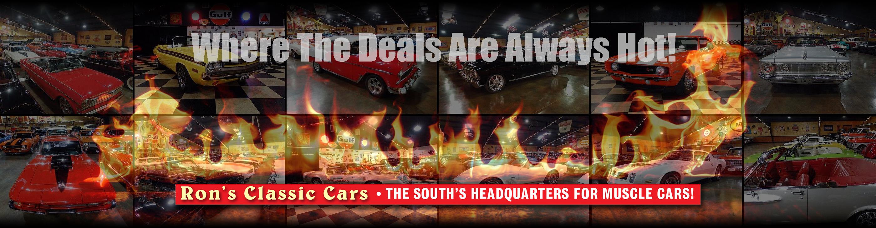Rons Classic Cars | Soddy Daisy, TN
